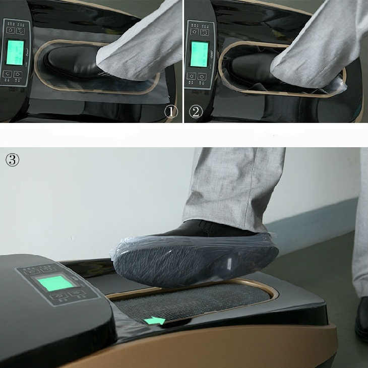 Automatic Shoe Cover Machine Dr Mayer Doctor Mayer